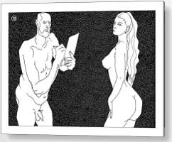 Модель и Художник 23